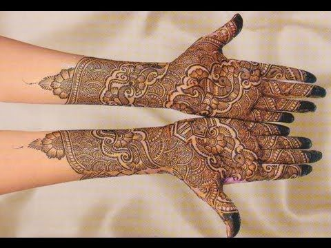 Mehndi For The Hair : Best indian traditional mehndi bridal henna images on