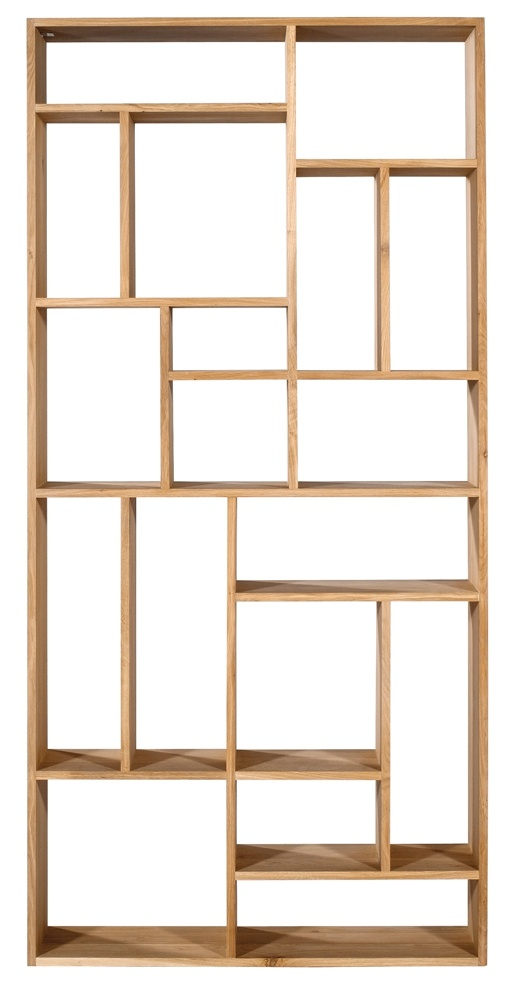 M Rack from Ethnicraft. #wooden #shelf