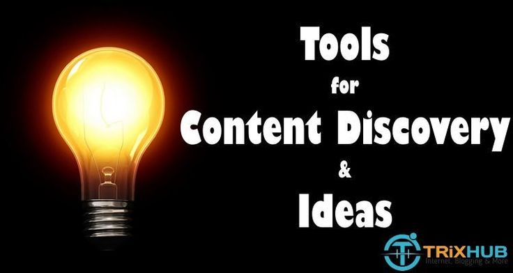 Hello, Friends, Today I'm here with few Awesome Content Discovery tools that will help you to discover great content. You know, For writing powerfull content, B(...)
