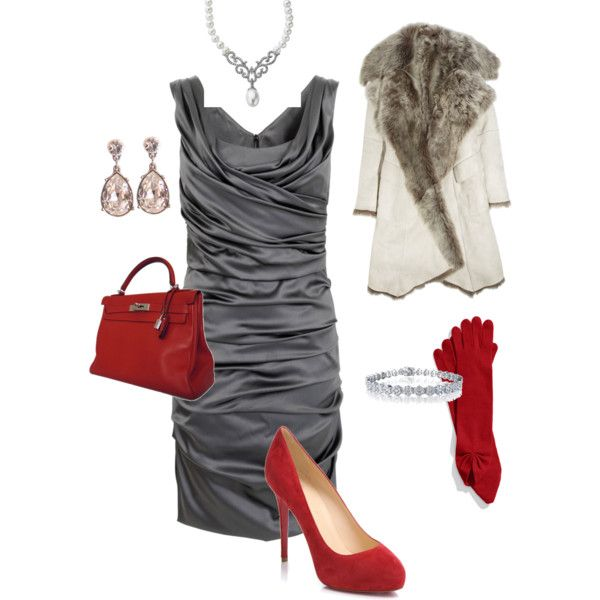 Cute holiday party dress