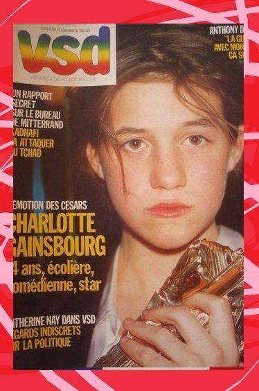 Charlotte Gainsbourg, VSD magazine (France, EU member also founder in 1957), no 443, 1986, pre Brexit era, that time when the likes of Macron are just children... #Nostalgie #Nars #ColdWar #retro #80er #1980luku #Macron #Europhile #Europhiles #Tijdschrift #Ohjaus #näyttelijät #elokuvat #arthouse #taidot #aikakauslehti #Genda #Iwakawa #FlashbackFriday #Serge #SergeGainsbourg #Birkin #Doillon #Trier #Uutiset #stopBrexit #fuckTrump #Covfefe #RoseMcGowan #MarilynManson #Gootit #Punkit #Goth…