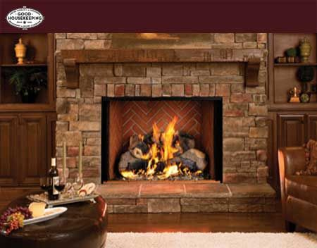"""woodburning fireplaces"" 