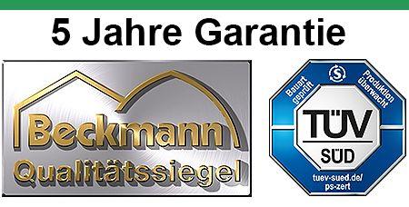 Kaminholz-Lager Größe 2 Aluminium natur 201 x 104 x 199 cm - Kaminholz-Lager - Beckmann KG - Ihr Spezialist für Gewächshaus und Gartenartikel