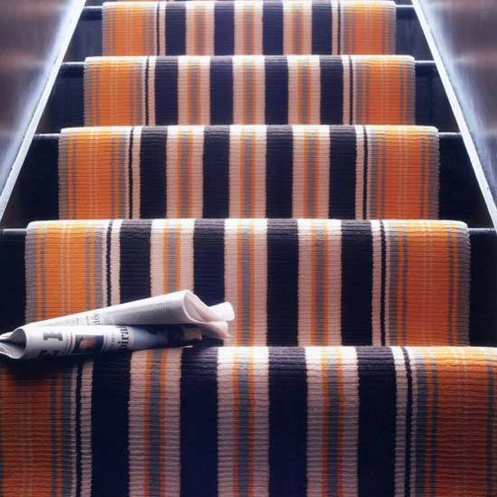 31 Stair Decor Ideas To Make Your Hallway Look Amazing: 17 Best Images About Stair Runner Round Up On Pinterest