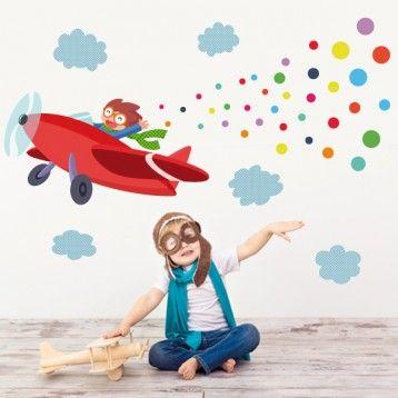 Vinilos infantiles decorativos - Starstick Vinilos infantiles