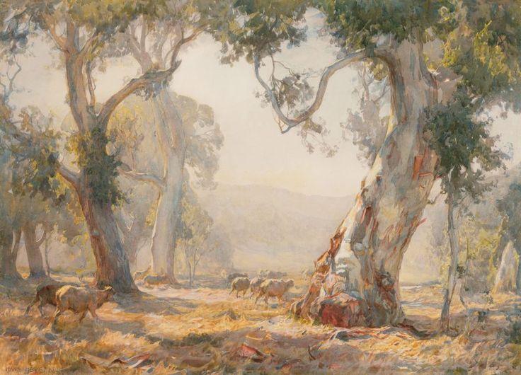 Summer (1909) by Hans Heysen