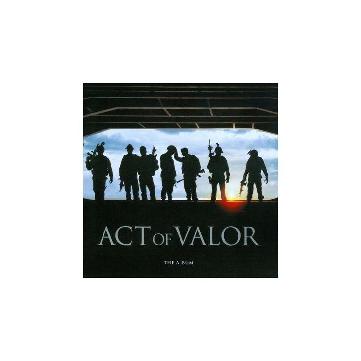 Original Soundtrack - Act of Valor: The Album (Original Soundtrack) (CD)