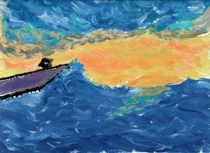 Camino hacia mar y cielo - Ray Bueno ©