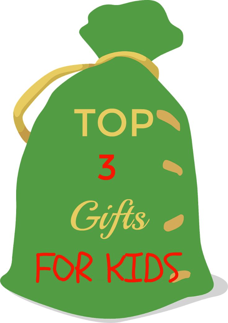 Do you have a little one you're shopping for? Check out the 3 Top Gifts For Kids.
