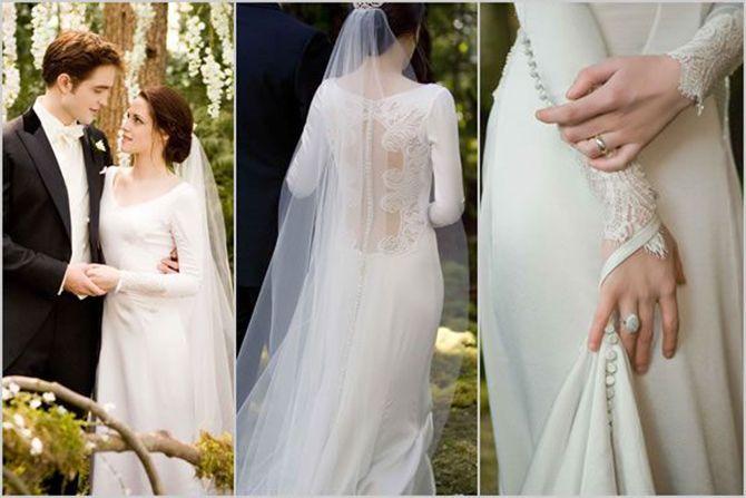 Vestidos de noiva de filmes famosos