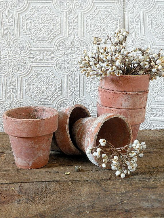 21 best images about ideas for terracotta pots on for Terracotta works pots
