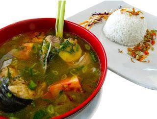 Resep cara membuat sup ikan patin http://resepjuna.blogspot.com/2016/04/resep-sup-ikan-patin-ala-juna.html masakan indonesia