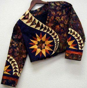 Pattern for Autumn Sun Jacket