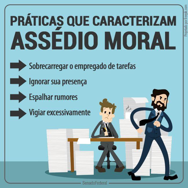 ALEXANDRE GUERREIRO: Assédio Moral