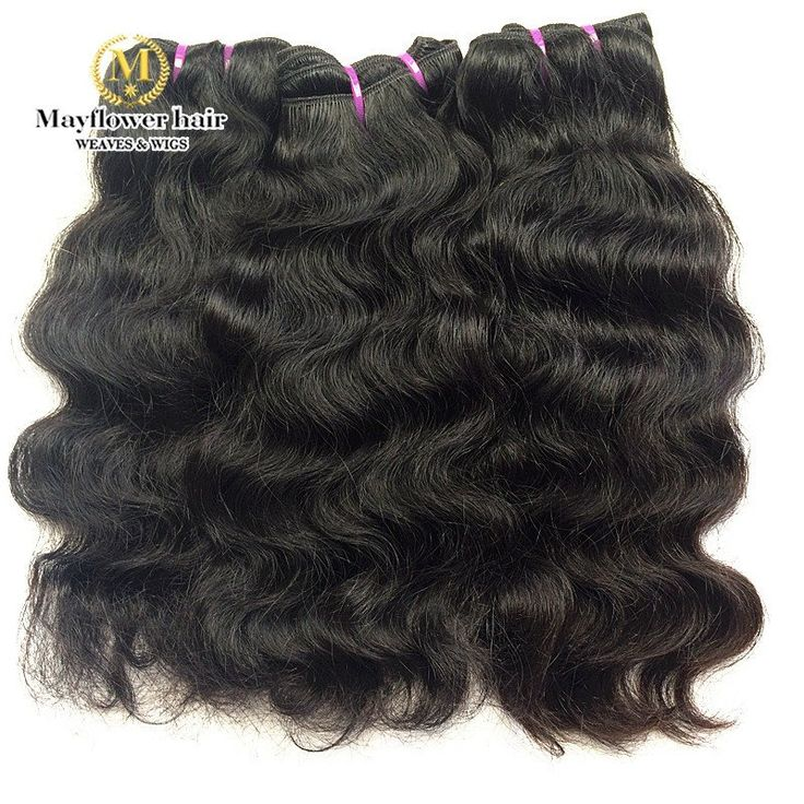 Indian Curly Hair Weave Raw Indian Temple Hair