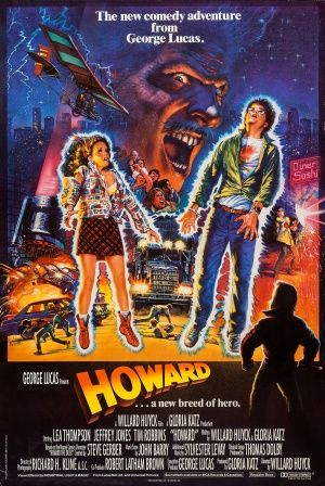 Howard The Duck Movie Poster 15 best Howard The Duc...