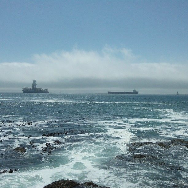 Sea point. Cape town