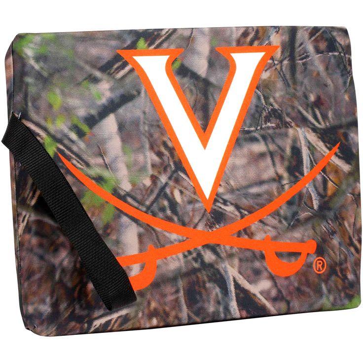 Virginia Cavaliers Stadium Cushion - Realtree Camo - $11.99