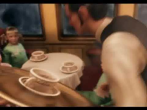The Polar Express, Hot Chocolate song