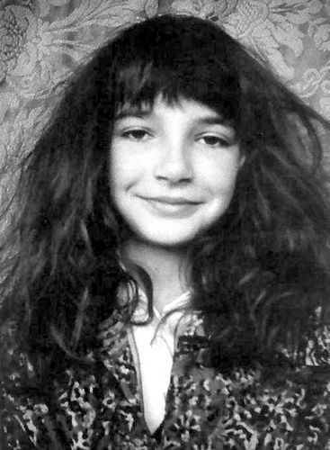 how sweet is this very young kate bush?