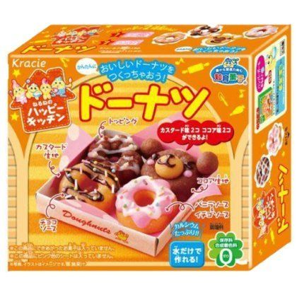 Kracie Popin Cookin DIY Gummy Donut Kit *** Visit the image link more details. Note:It is affiliate link to Amazon.