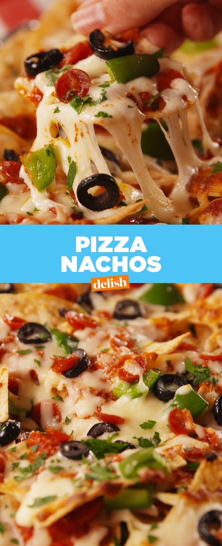 Pizza Nachos ... enough said. Get the recipe from Delish.com.