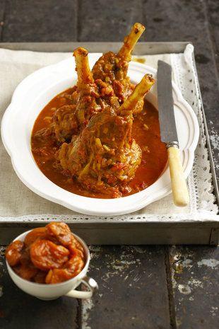 Lamskenkel-kerrie | SARIE | Lamb shank curry
