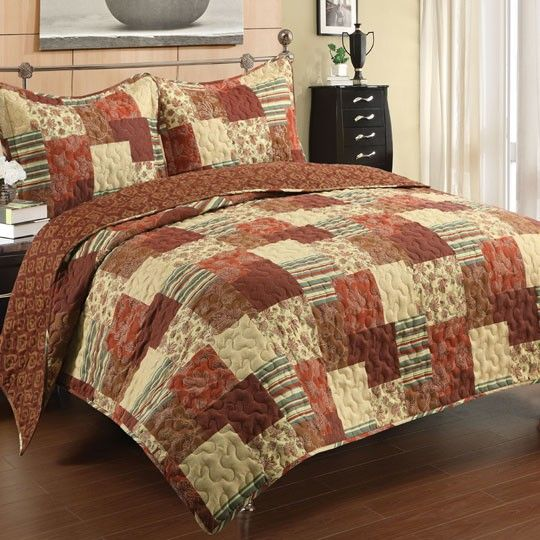 Dylan Quilt Mini Set 50 00 Country Bedding Pinterest