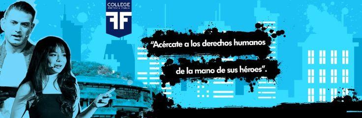 No faltes mañana al evento College Freedom Forum, auditorio Juan Bautista Gutiérrez, UFM   7:00 a. m. a 2:00 p. m. #CFFUFM17 #MeGustaUFM