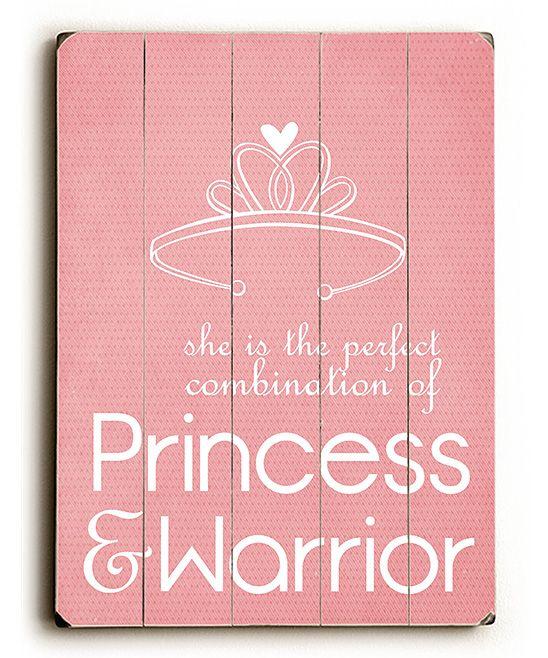 Princess & Warrior
