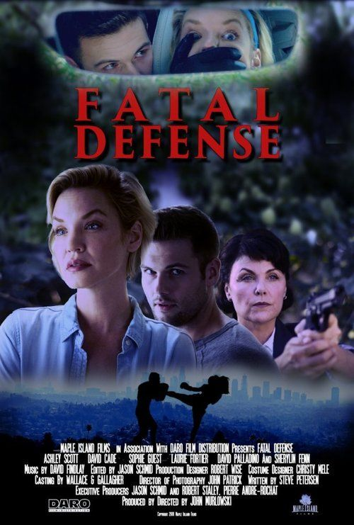 Watch Fatal Defense Full Movie Online