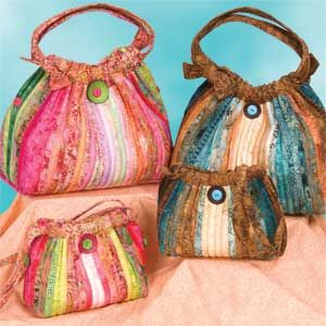 BAILEY ISLAND HOBO PATTERNPLUS  I am teaching this class in March at Buttonwood...