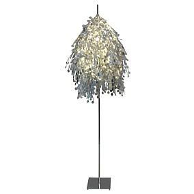 Näve & Karstadt - Die Deko-Stehleuchte vereint moderne Materialien, Trendfarben und Design.Peppen Sie Ihren Wohnbereich mit dieser außergewöhnlich dekorativen Leuchte auf!Höhe (ca. cm): 160 cmGröße: Seitenlänge Fuß: 22,5 cmDurchmesser (ca