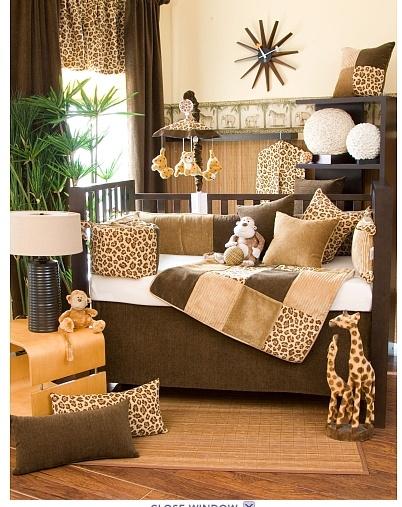 Awwww...love the leopard/giraffe combo. #pinparty