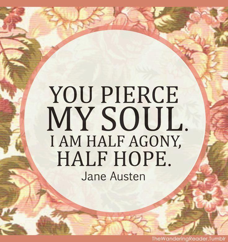 quotes classic literature | ... austen quote literary romantic romance persuasion classic literature