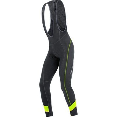 Gore Bike Wear :POWER 2.0 Thermo Bibtights+ Insulating road cycling bibtights for cold weather conditions. A brushed, warming material and thermo mesh in the back make you feel comfy and warm. The seat insert offers comfort on medium to long routes.  Price $149.99