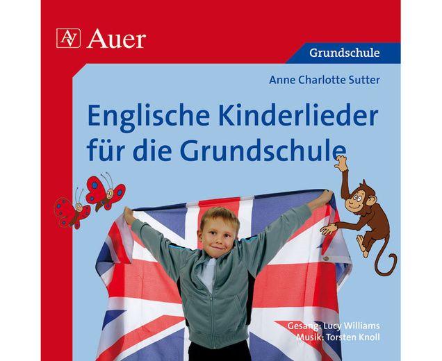 Englische Kinderlieder für die #Grundschule auf CD, 12 Lieder #Betzold