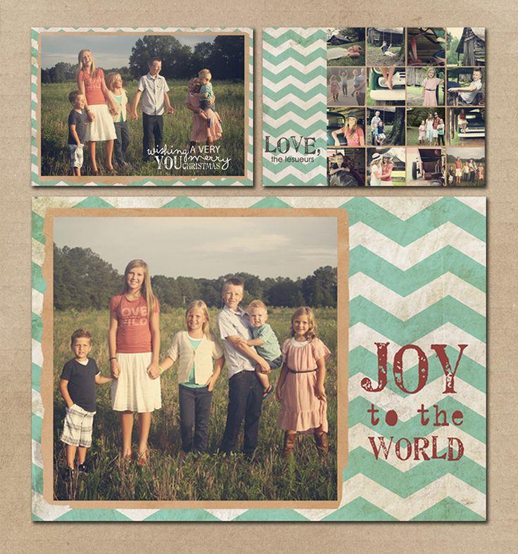 Free Photo Card Templates - awesome site! via Project Alecia