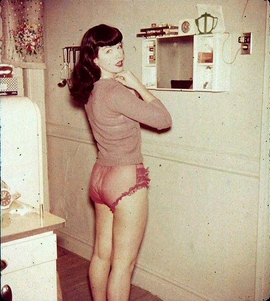 Pin On Bettie Page-9211