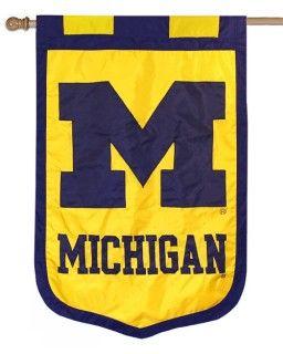 Michigan Wolverines Bar Stools