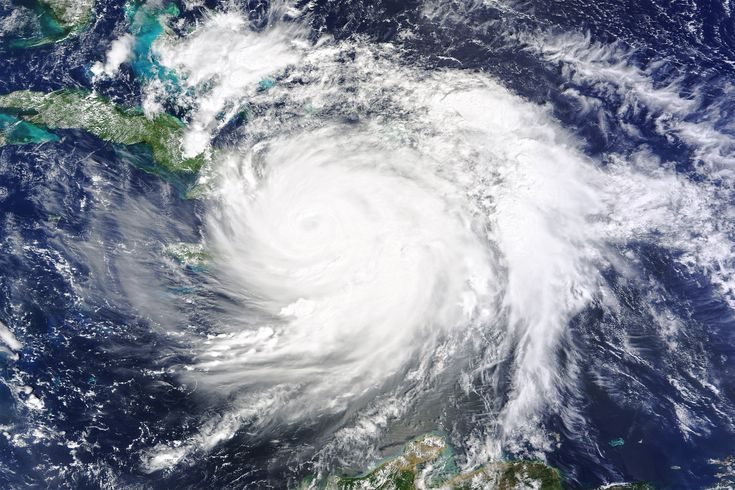 Hurricane Matthew Hits Haiti On October 4 2016 Hurricane Matthew made landfall on southwestern Haiti as a category-4 stormthe strongest storm to hit the Caribbean nation in more than 50 years. Just hours after landfall the Moderate Resolution Imaging Spectroradiometer (MODIS) on NASAs Terra satellite acquired this natural-color image.