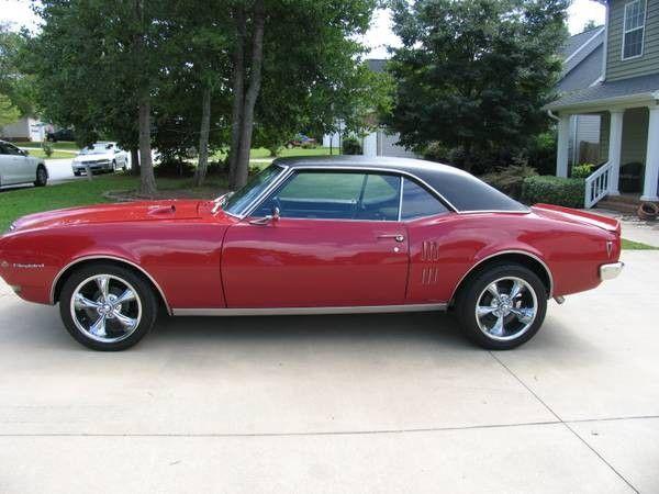 Used 1968 Pontiac Firebird  for Sale in Atlanta GA 30215 S E Broker World