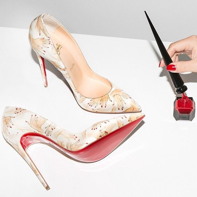 Do your nails match your Red Soles? Discover Rouge Louboutin
