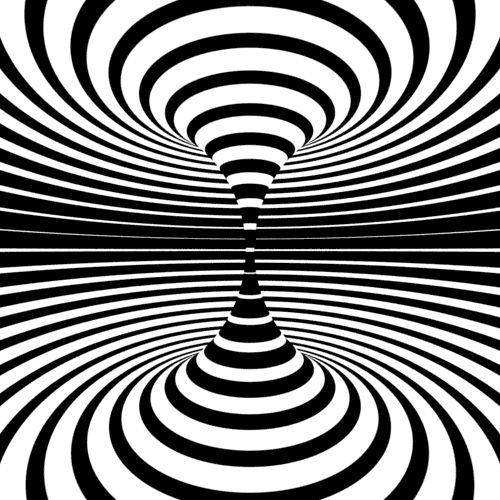psychedelyc animated gif, animated gif showcase Freedownload, davidope, psychedelic animated gif black and white, under construction blog