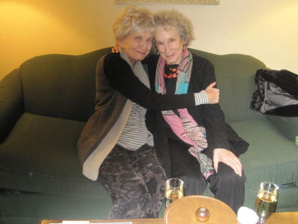 These Photos Of Alice Munro And Margaret Atwood Will Make You Want To Move To Canada