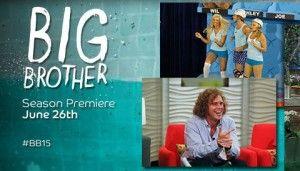 Big Brother 2013 Spoilers: Big Brother 15 Premiere Schedule (VIDEO) | Big Big Brother
