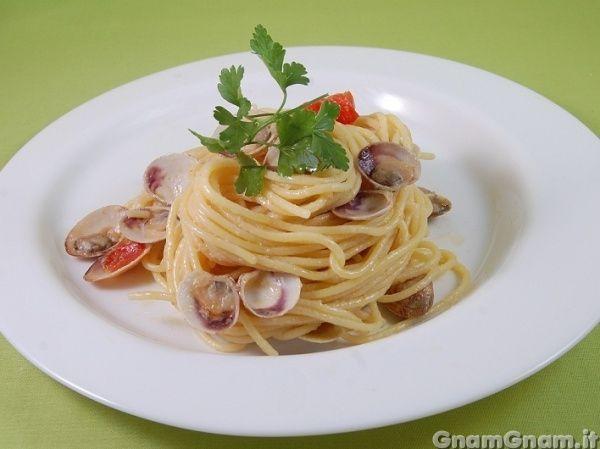 Spaghetti con i lupini