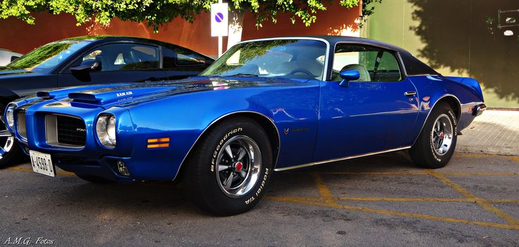 "All sizes | # Pontiac Firebird 350 Formula (1970) ""America Car Club Mallorca""... | Flickr - Photo Sharing!"