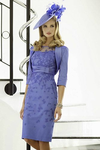is948 Periwinkle - Mother of the Bride