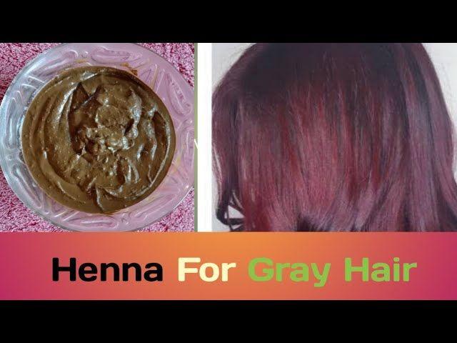 Henna Hair Dye To Get Darker Hair Colour Make Hair Stronger And Shiner Using Secret Ingredien Henna Hair How To Make Hair Red Henna Hair